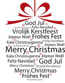 Kerstwensen In Een Andere Taal Schrijven Kerstkaarten Nl